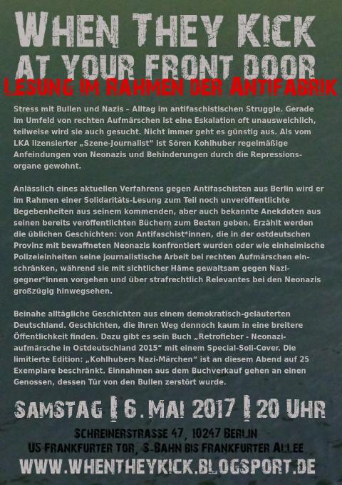 Special Edition: Kolhubers Nazimärchen